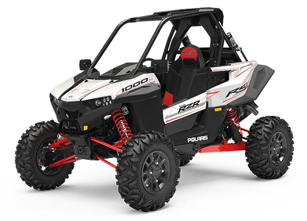 RZR® RS1 White